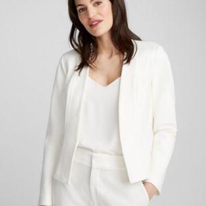 Worthington white blazer